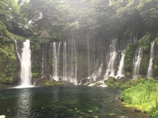 白糸の滝④